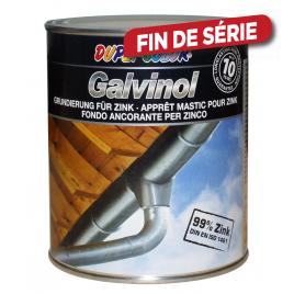 Apprêt mastic pour zinc Galvinol DUPLI-COLOR