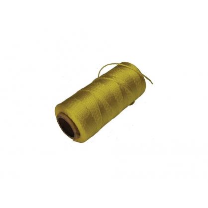 Cordeau de maçon Ø 1,2 mm x 100 m TOOLLAND