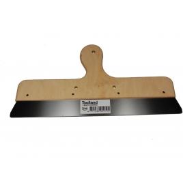 Couteau de plafonneur en inox 40 cm TOOLLAND