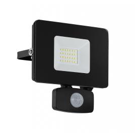 Projecteur LED avec détecteur de mouvement Faedo 3 EGLO