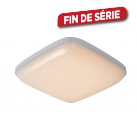 Plafonnier de salle de bains Tisis LED 24 W LUCIDE - Carré