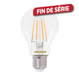 Ampoule classique Rétro 4 filaments LED E27 806 lm 4 pièces SYLVANIA