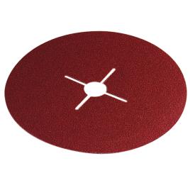 Disque abrasif en fibre 5 pièces WOLFCRAFT