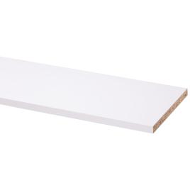 Panneau mélaminé blanc 250 x 1,8 cm CANDO - 20 cm