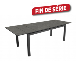 Table de jardin extensible Tahaa 180-240 x 90 x 74 cm