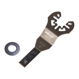 Lame de scie plongeante avec tranchant droit WOLFCRAFT - 10 mm