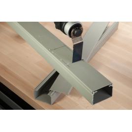 Lame de scie plongeante pour le bois et le plastique WOLFCRAFT - 28 mm