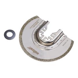 Lame de scie segmentée en diamant Ø 85 mm WOLFCRAFT