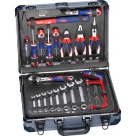 Coffre à outils 129 pièces KWB