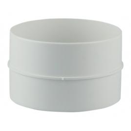 Raccord pour ventilation rond blanc RENSON