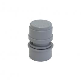 Aérateur Ventapipe 32mm/40mm gris foncé
