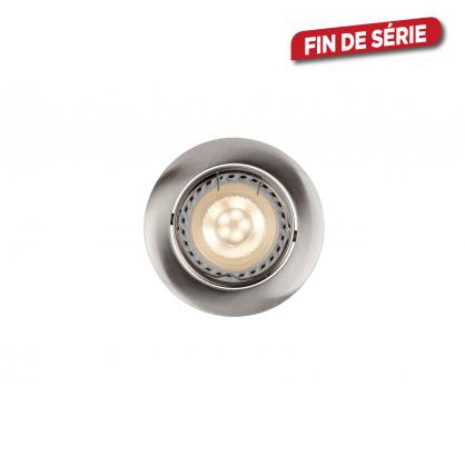 Spot encastrable Focus LED GU10 5 W LUCIDE