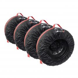 Housses pour roues 4 pièces CARPOINT