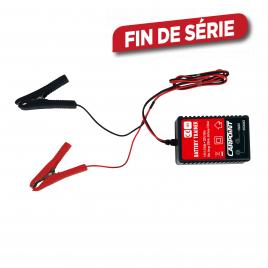 Chargeur de batterie BT 12 V 500 mA CARPOINT