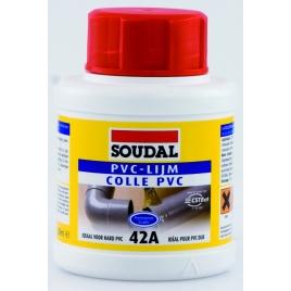 Colle pour PVC 100 ml SOUDAL