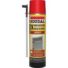 Mousse PU pour le montage 400 ml SOUDAL