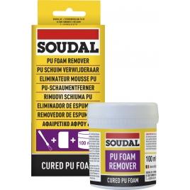 Éliminateur de mousse PU 100 ml SOUDAL