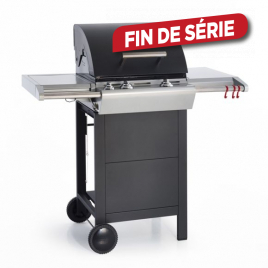 Barbecue au gaz Impuls 3.0 Black BARBECOOK