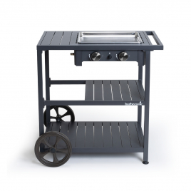 Plancha Victor avec trolley BARBECOOK