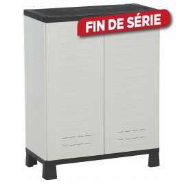 Armoire basse Airspire 90 x 72 x 36 cm ALLIBERT