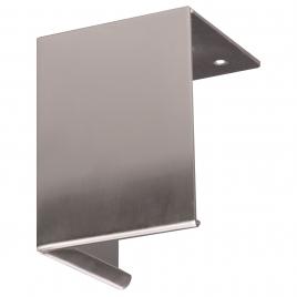 Pied de meuble Bloc 8 x 8 x 10 cm