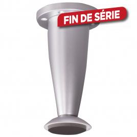 Pied de meuble conique Ø 4,5 x 12,5 cm
