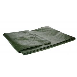 Bâche de protection 90 g/m² 5 x 8 m