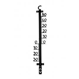 Thermomètre extérieur en PVC Retro