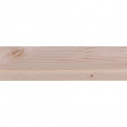 Lambris en bois de sapin 210 x 8,4 x 0,8 cm 10 pièces CANDO