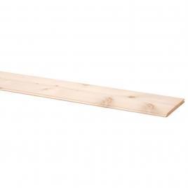 Lambris en bois de sapin blanc 210 x 8,8 x 0,75 cm 5 pièces CANDO
