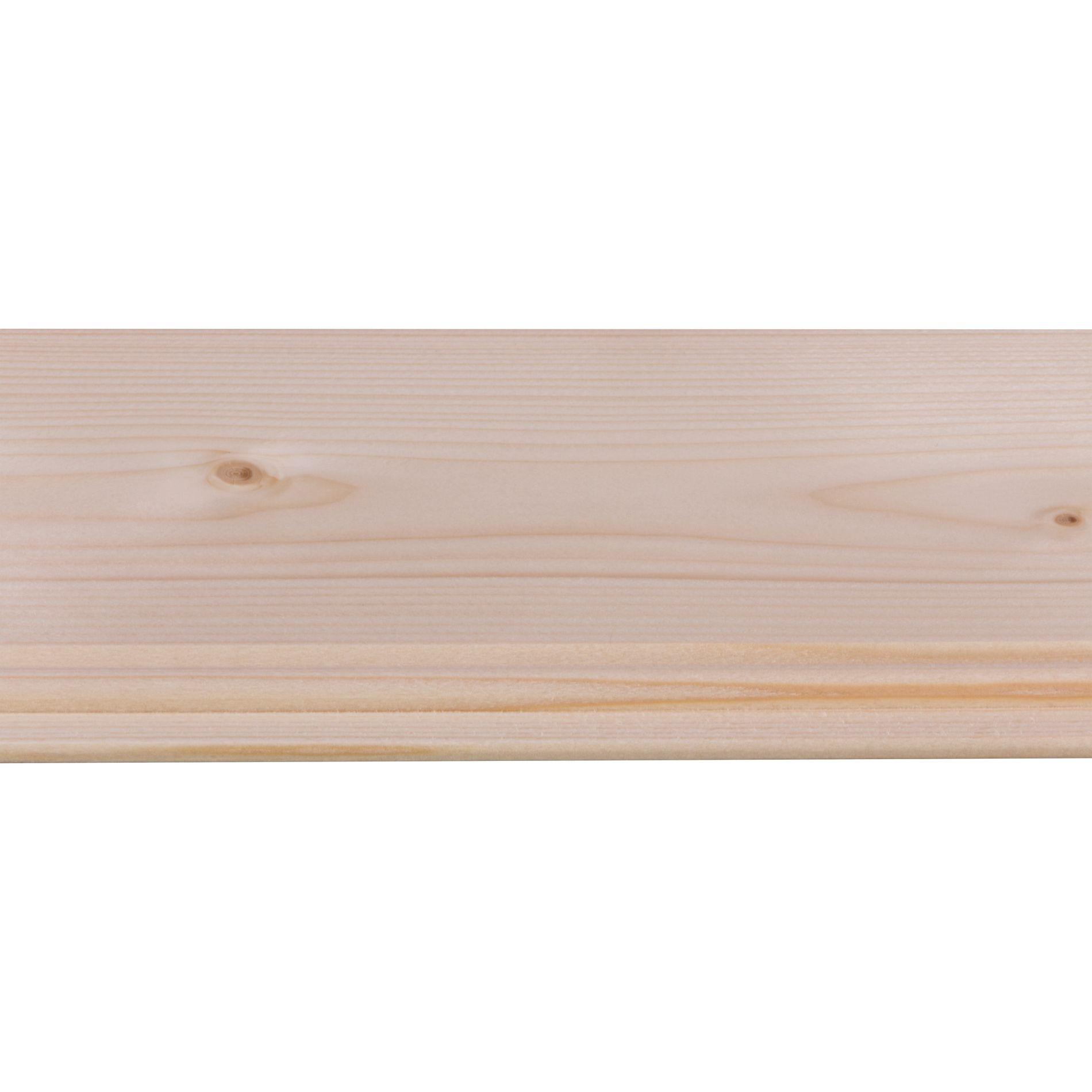 Recouvrir Du Lambris Bois lambris en bois de sapin blanc 270 x 13,2 x 1,2 cm 5 pièces cando -  mr.bricolage