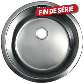 Évier de cuisine rond à encastrer 1 bac ISIFIX