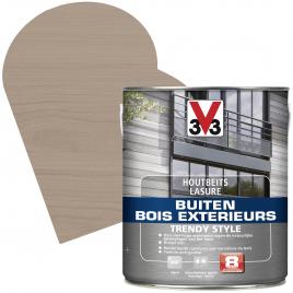 Lasure pour bois extérieur Trendy Style chêne cendré 2,5 L V33