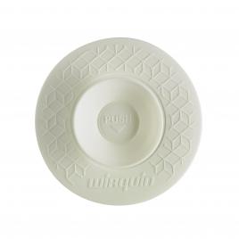 Bouchon universel Uppy 2 en 1 Ø 110 mm blanc WIRQUIN