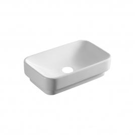 Vasque à poser ou semi-encastrable Amon 49 x 30 x 13,3 cm VAN MARCKE
