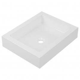 Vasque à poser Ziva 50 x 40 x 11,2 cm VAN MARCKE