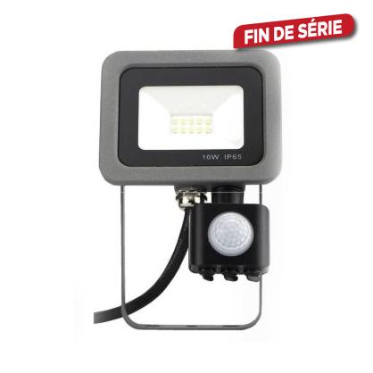 Projecteur LED avec détecteur 10 W ETHOS