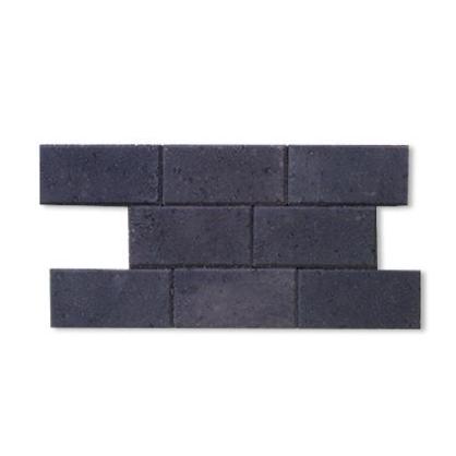 Palette 560 Paves Noirs En Beton 22 X 11 X 5 Cm Livraison A Domicile