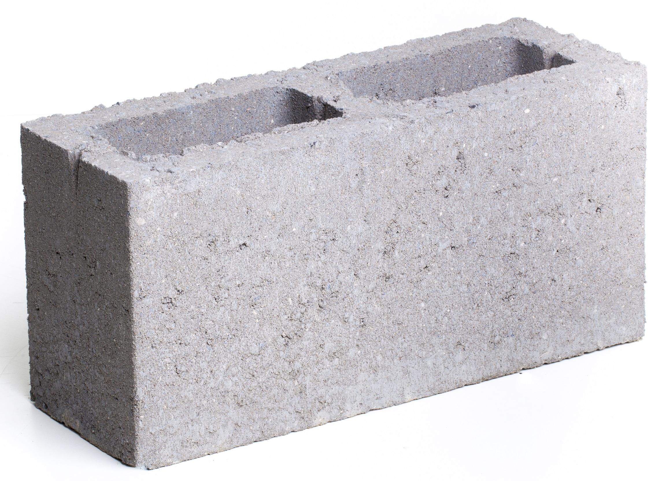 Terrasse En Palette Duree De Vie palette 80 blocs de béton creux certifiés benor 39 x 14 x 19 cm (livraison  à domicile) - mr.bricolage