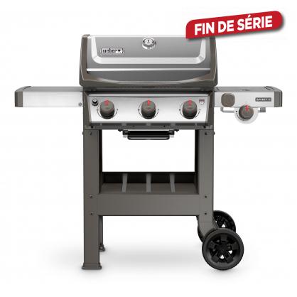 Barbecue au gaz Spirit II S-320 GBS acier WEBER