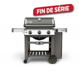 Barbecue au gaz Genesis II E-310 GBS gris WEBER