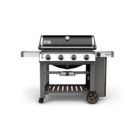 Barbecue au gaz Genesis II E-410 GBS noir WEBER