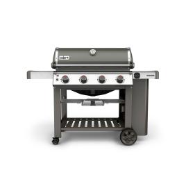 Barbecue au gaz Genesis II E-410 GBS gris WEBER