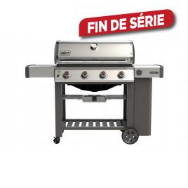 Barbecue au gaz Genesis II S-410 GBS acier WEBER