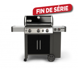 Barbecue au gaz Genesis II EP-335 GBS noir WEBER