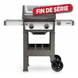 Barbecue au gaz Spirit II S-210 GBS acier inox WEBER