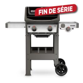 Barbecue au gaz Spirit II E-220 GBS noir WEBER
