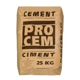 Palette 56 sacs Ciment CEM II/B-M (S-V) 32,5 N 25 kg Portland (livraison à domicile)