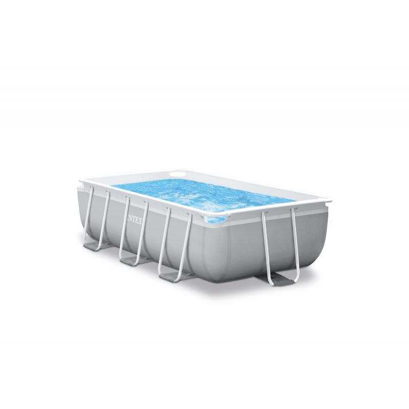 piscine tubulaire rectangulaire avec purateur cartouche. Black Bedroom Furniture Sets. Home Design Ideas