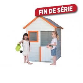 Maisonnette pour enfant Emy 1,02 x 1,02 x 1,49 m